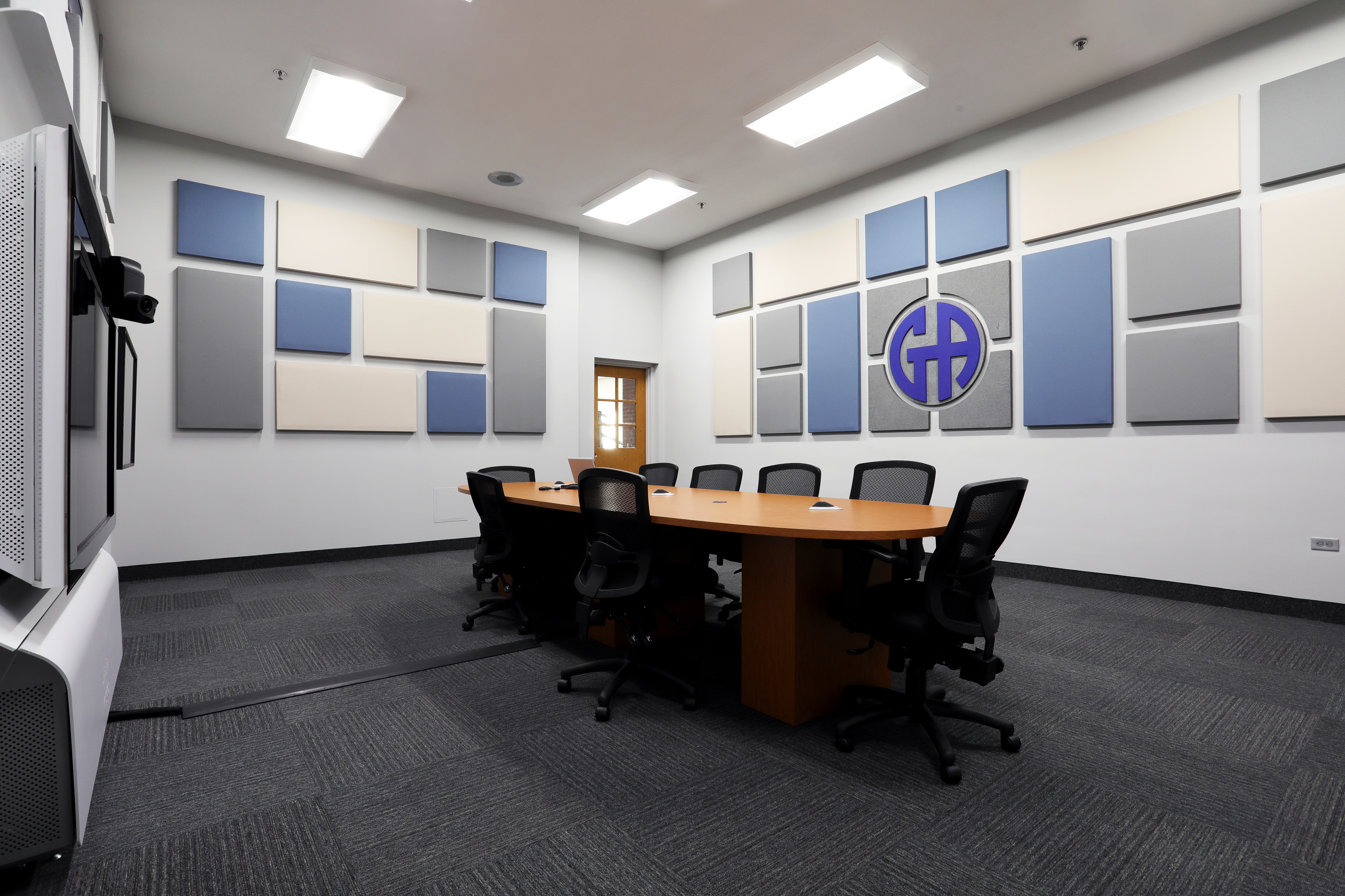 improving acoustics office open. For Expert Advice On Improving The Acoustics In Your Conference Room, Contact One Of Our Acoustic Specialists! Office Open C