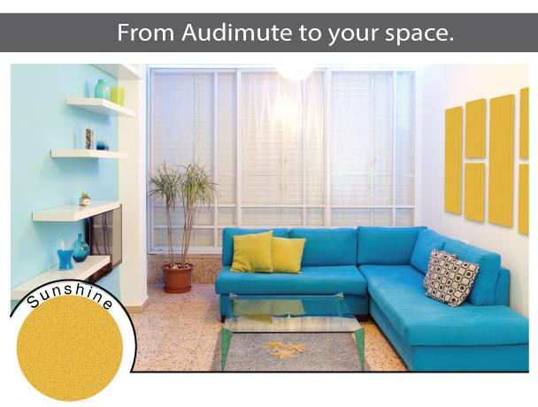fabrics to Audimute