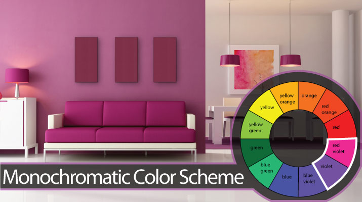 Monochromatic colors
