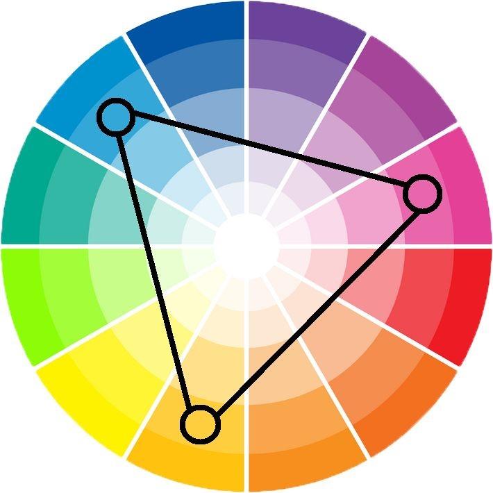 Triad Colors